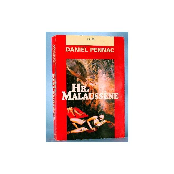 Daniel Pennac: Hr. Malaussene - krimanalroman