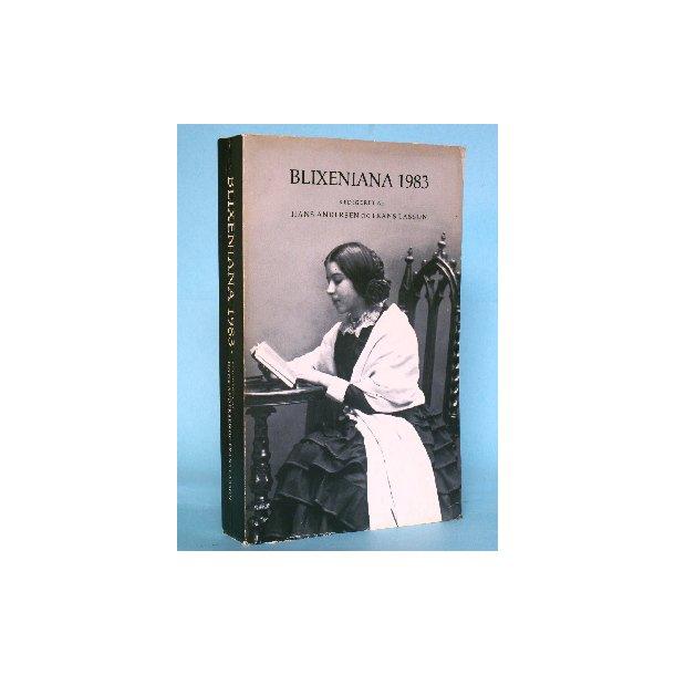Blixeniana 1983, red. af Hans Andersen og