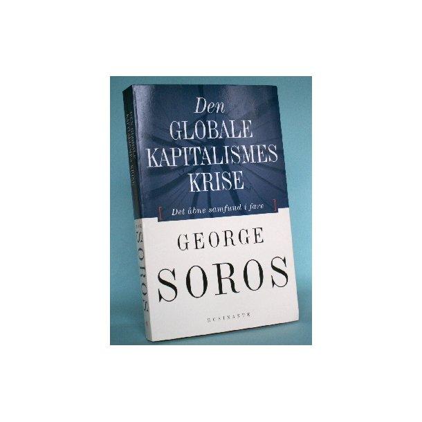 Den globale kapitalismes krise, George Soros