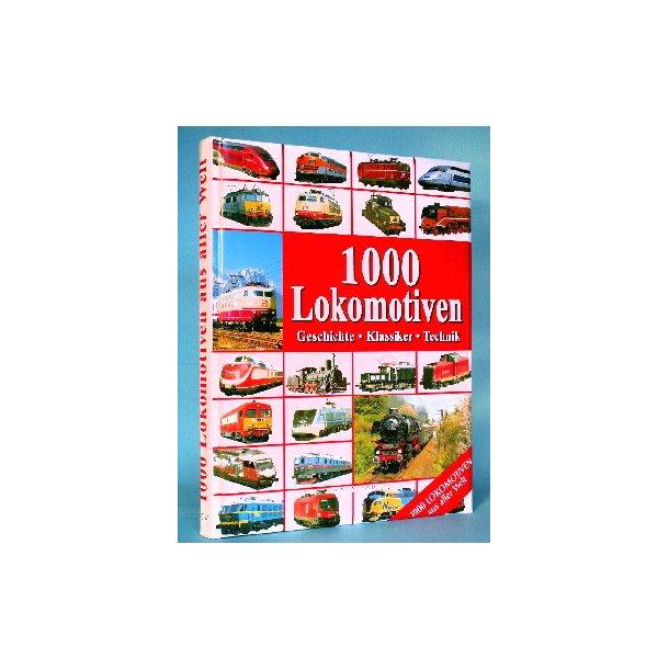 1000 Lokomotiven, Klaus Eckert & Thorsten Berndt