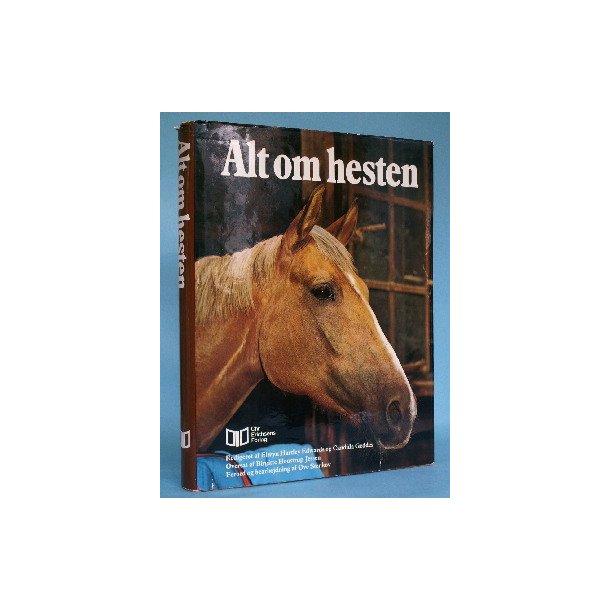 Alt om hesten, red. af Elwyn Hartley Edwards m.fl.