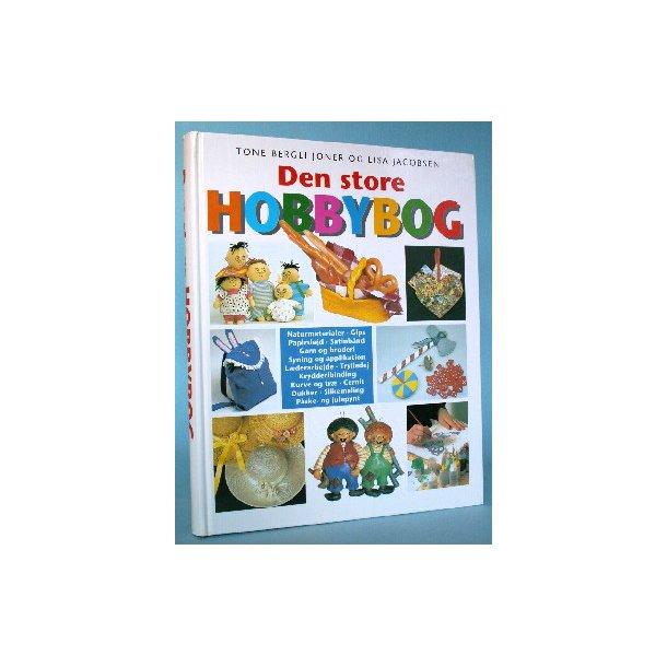 Den store hobbybog, Tone Bergli Joner &