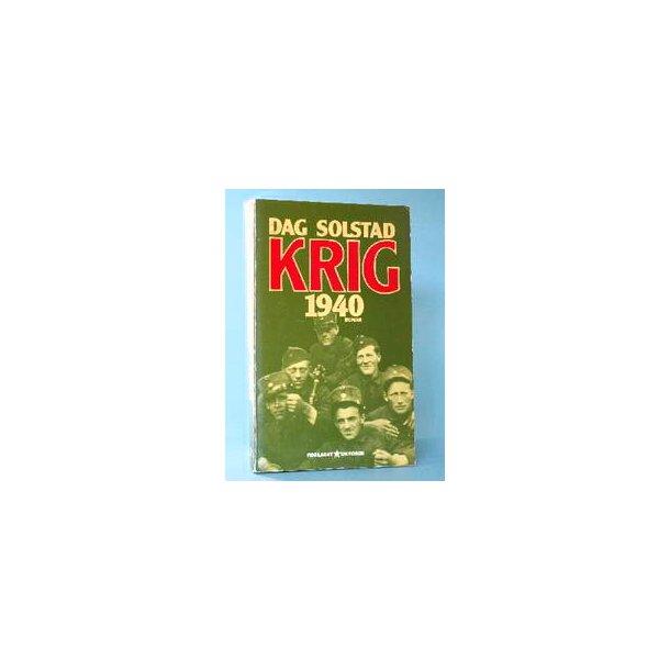 Dag Solstad: Krig - 1940