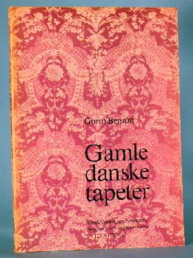 gamle danske tapeter