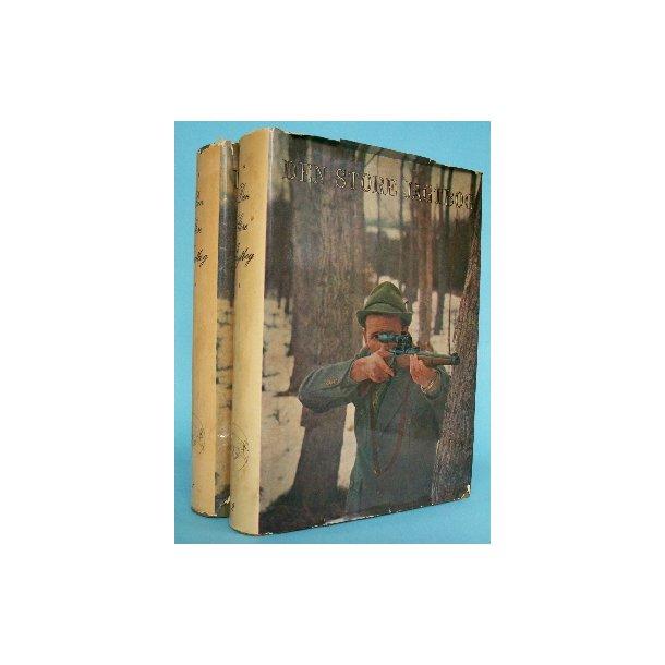 Den Store Jagtbog 1-2, red. G. Ahlefeldt-Bille