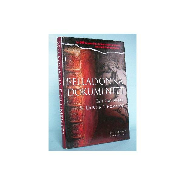 Belladonna dokumentet, Ian Caldwell &