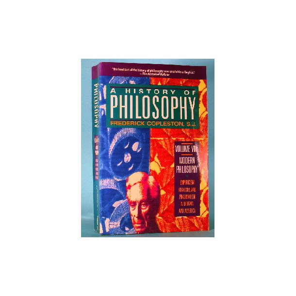A History of Philosophy, Vol. 8,