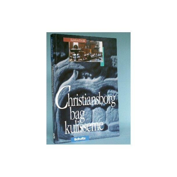 Christiansborg bag kulisserne, Kristian Hvidt