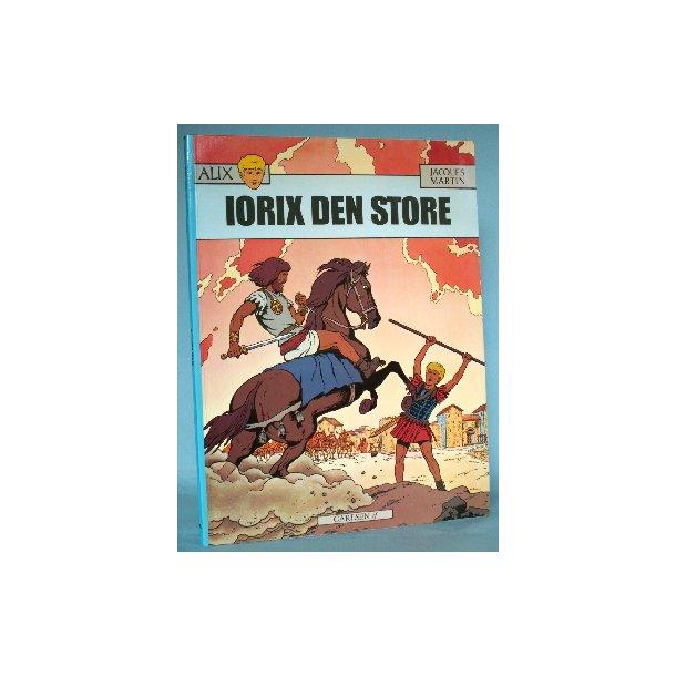 Alix: Iorix den Store, Jacques Martin