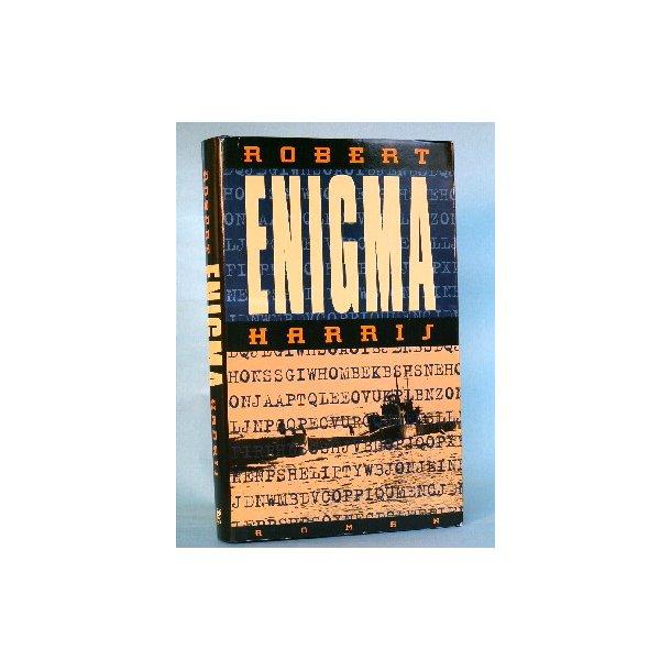 Enigma, Robert Harris