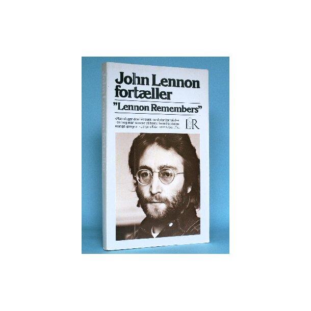 John Lennon fortæller - ''Lennon Remembers''.