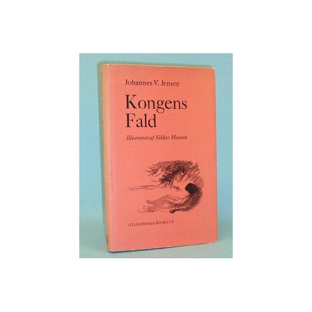 kongens fald bog
