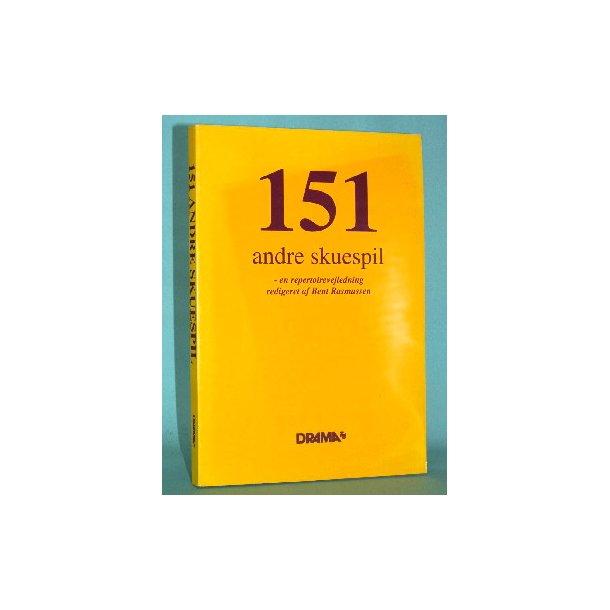 151 andre skuespil - en repertoirevejledning