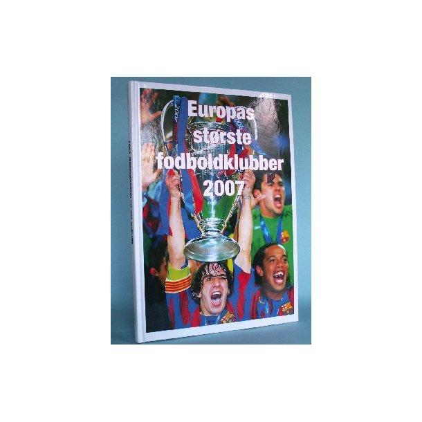 Europas største fodboldklubber 2007
