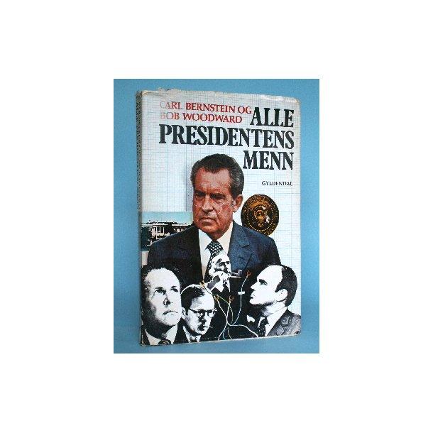 Alle presidentens menn (norsk), Carl Berstein &