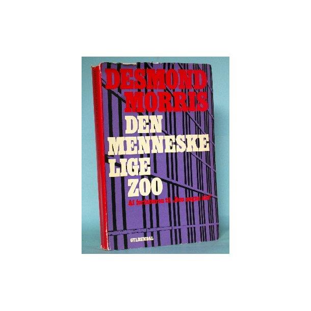 Den menneskelige zoo, Desmond Morris