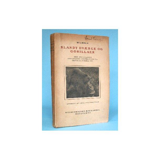 Blandt dværge og gorillaer, Prins Wilhelm