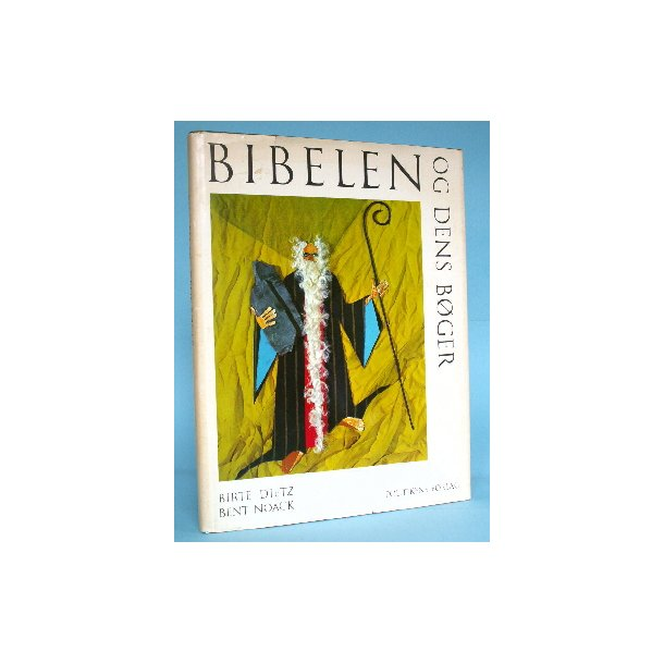 Bent Noack: Bibelen og dens bøger