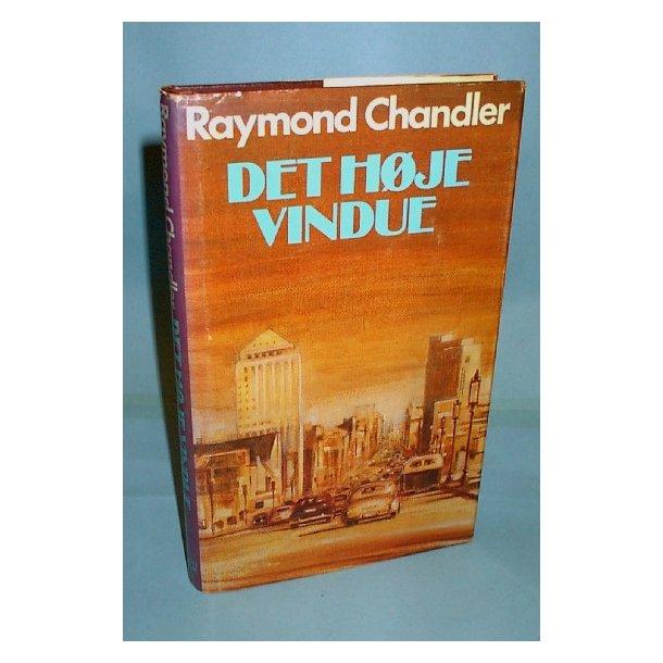 Det høje vindue, Raymond Chandler