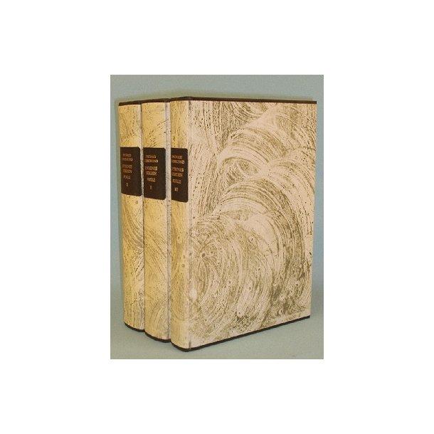 Dyrenes verden - Fugle (3 bd.), Ingvald Lieberkind