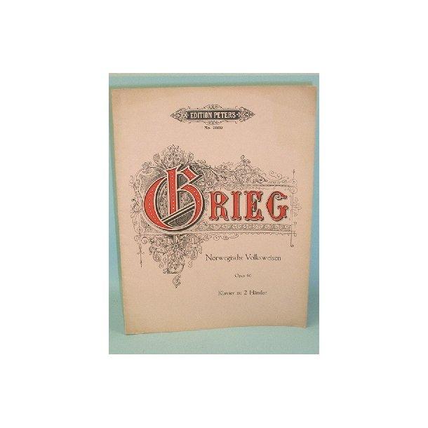 Edvard Grieg: Norwegische Volksweisen