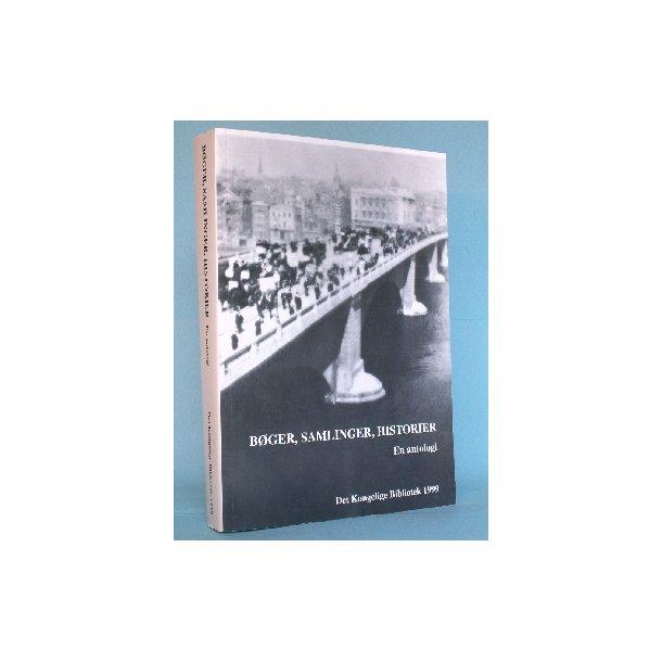 Bøger, samlinger, historier - en antologi