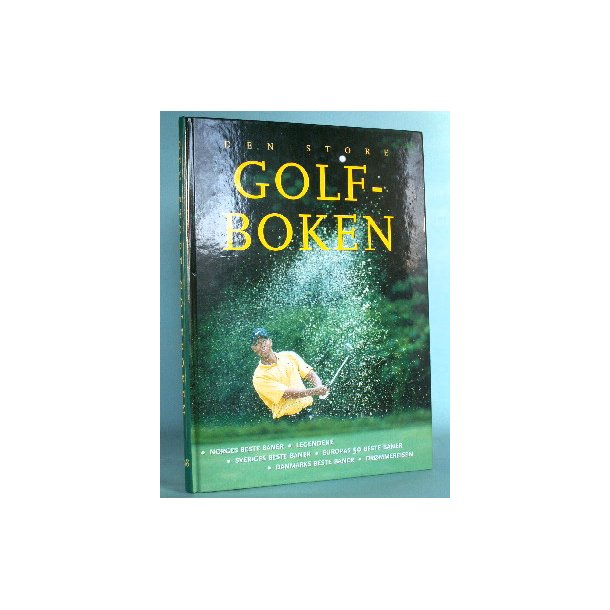 Den Store Golfboken (norsk), red. af Knut Haavik