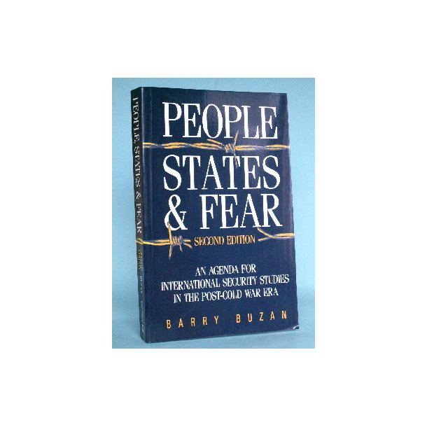 Barry Buzan: People, States & Fear