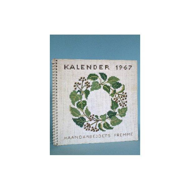 Aarets Korssting 1967, Calendar 1967
