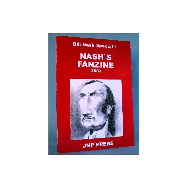 Bill Nash Special 1: Nash's Fanzine