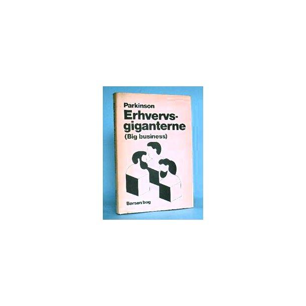 C. Northcote Parkinson: Erhvervsgiganterne