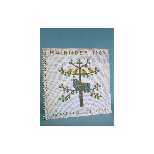 Aarets korssting 1969 - Calender 1969