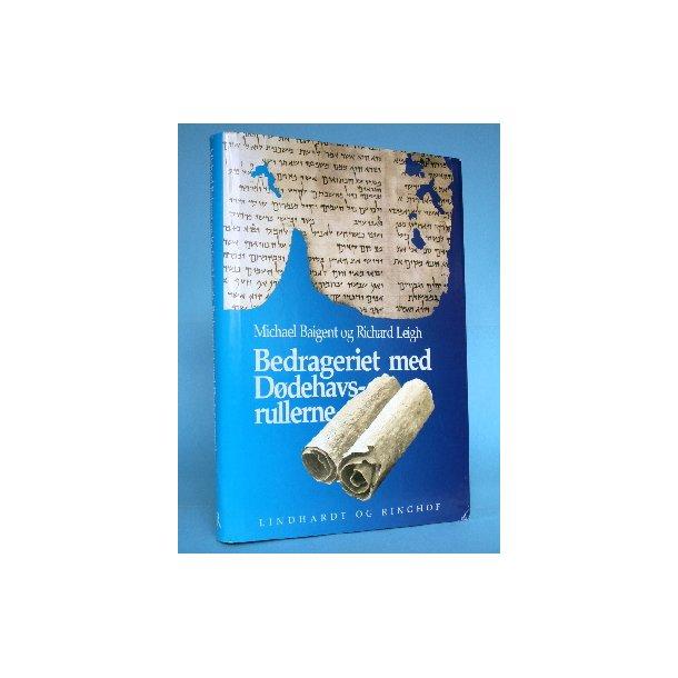 Bedrageriet med Dødehavsrullerne, Michael Baigent