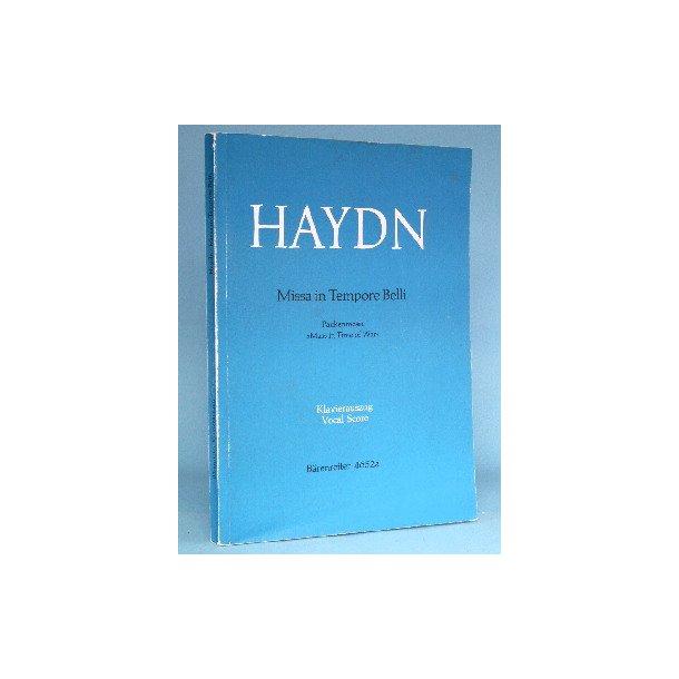 Joseph Haydn: Missa in Tempore Belli - Paukenmesse