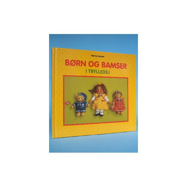 Børn og bamser i trylledej, Henny Iversen