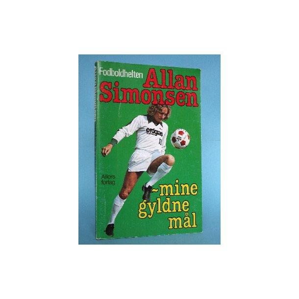 - mine gyldne mål, Allan Simonsen