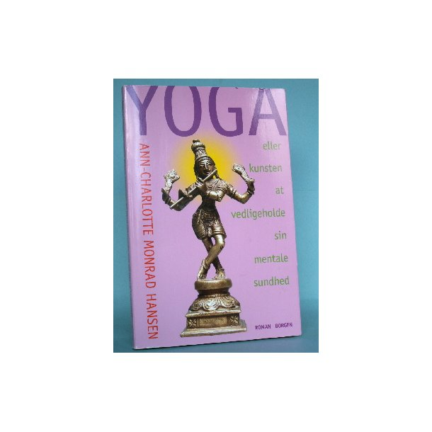 Ann-Charlotte Monrad Hansen: Yoga