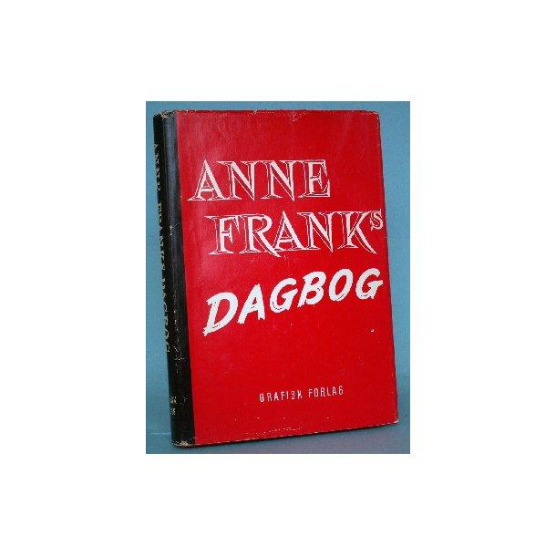 Anne Franks Dagbog, Anne Frank