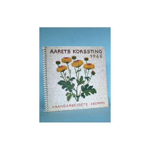 Aarets korssting 1966 - Calendar 1966