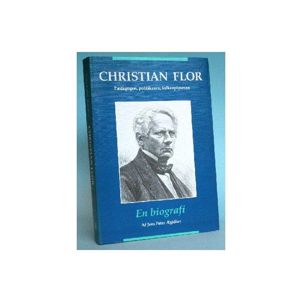 Christian Flor, Jens Peter Ægidius