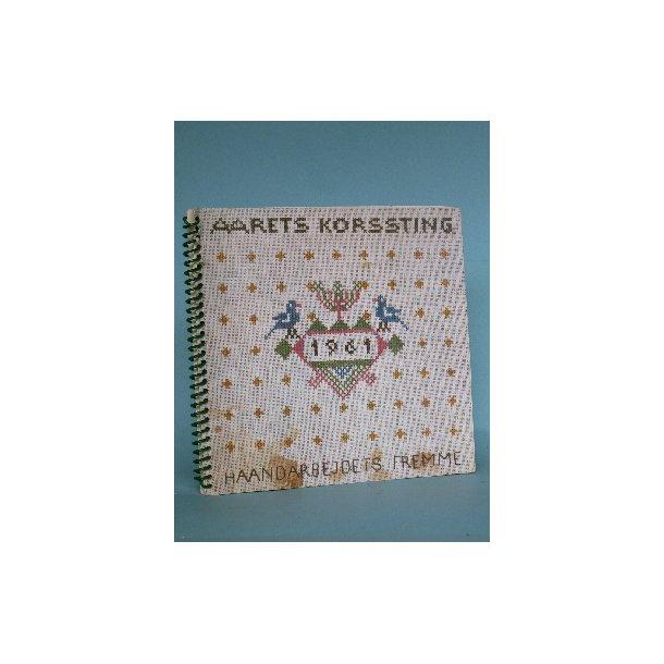 Aarets korssting 1961 - Calendar 1961
