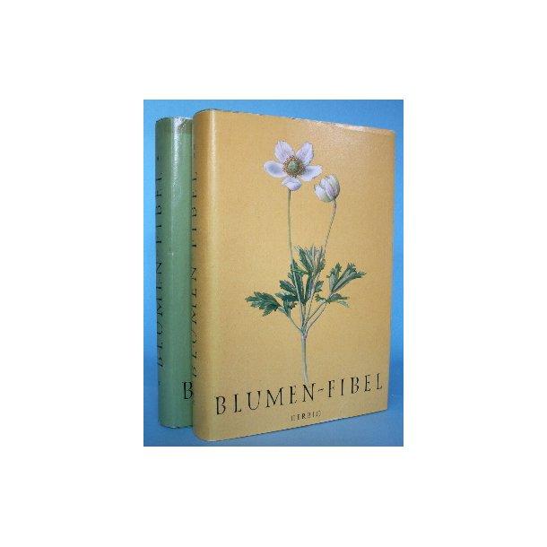 Blumen-Fibel 1-2. Herausgegeben von