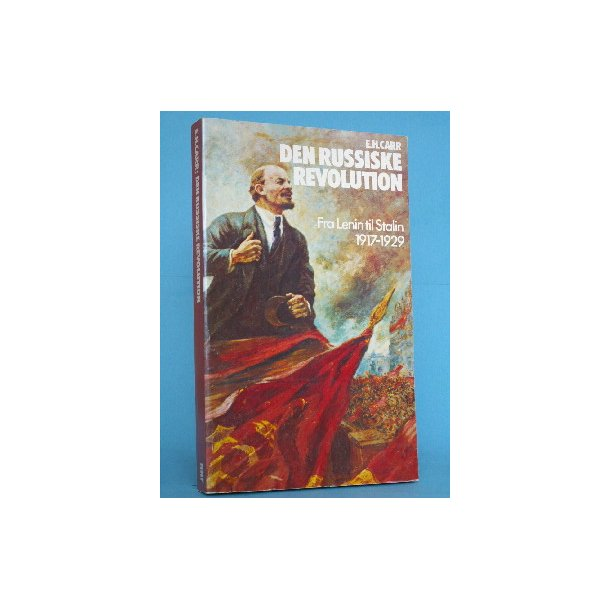 Den Russiske Revolution, E.H. Carr