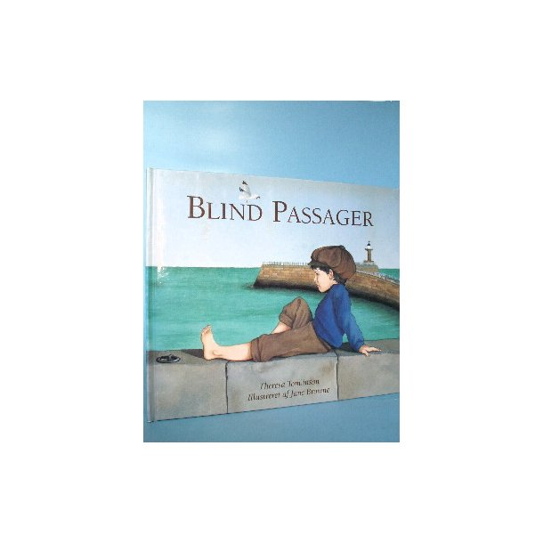 Blind passager, Theresa Tomlinson