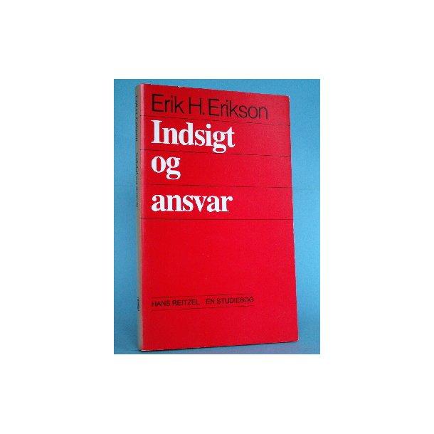 Erik H. Erikson: Indsigt og ansvar