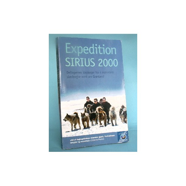 Expedition Sirius 2000 - deltagernes dagbøger