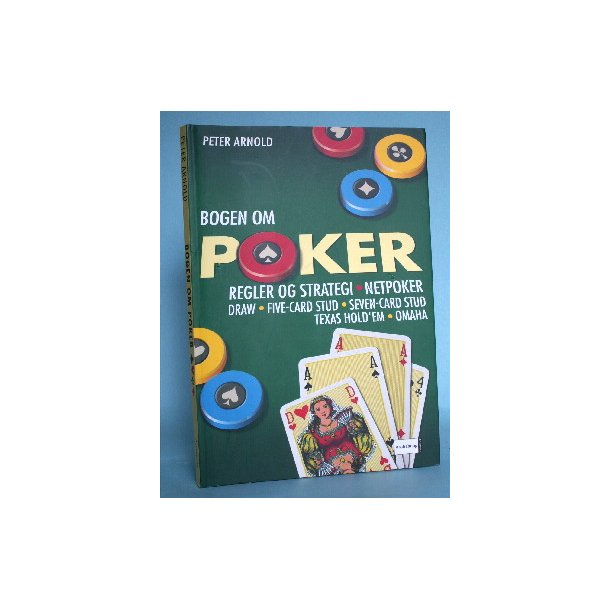 Bogen om poker, Peter Arnold