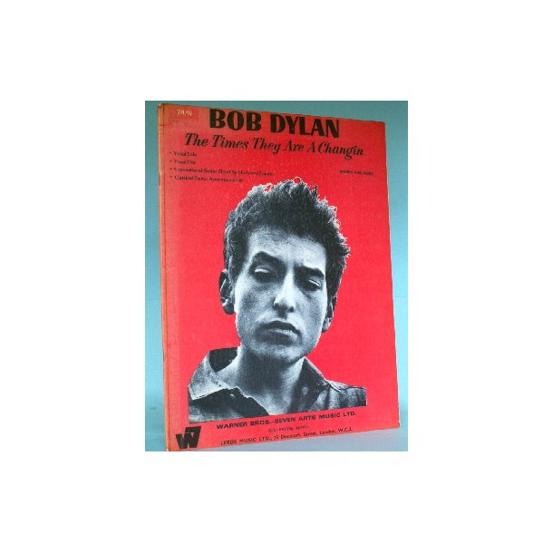 Bob Dylan: The Times They Are A Changing