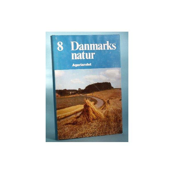 Danmarks Natur bd. 8, Agerlandet,