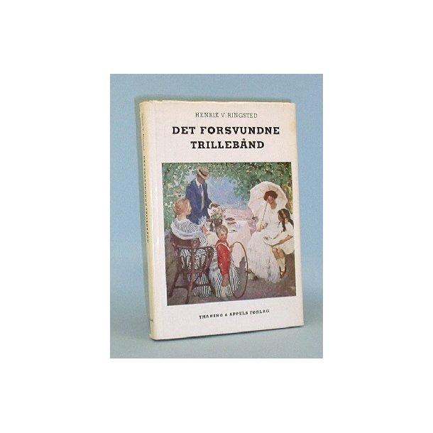 Det forsvundne trillebånd, Henrik V. Ringsted